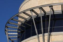 Cedar Hill_Building Railings