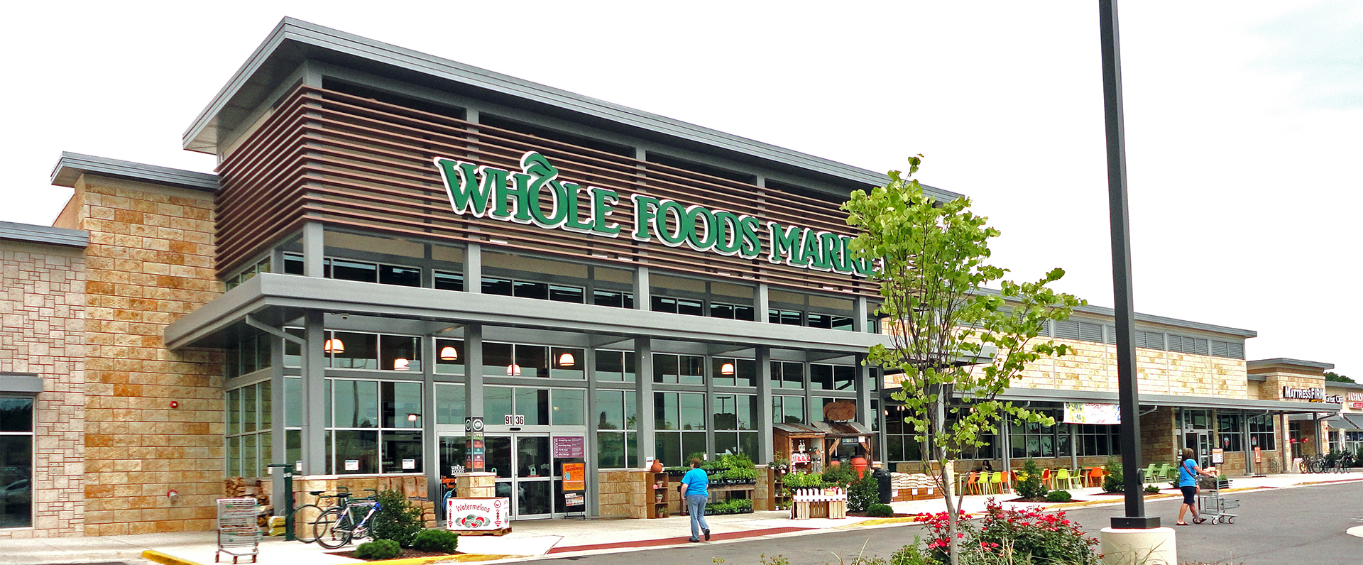 Whole Foods Yale And