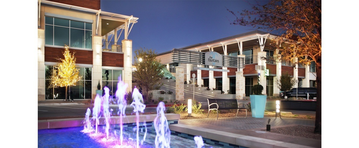 The Fountains at Farah featured image