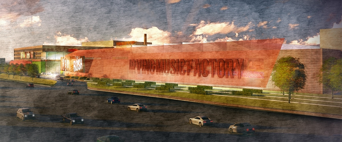 Irving Music Factory featured image