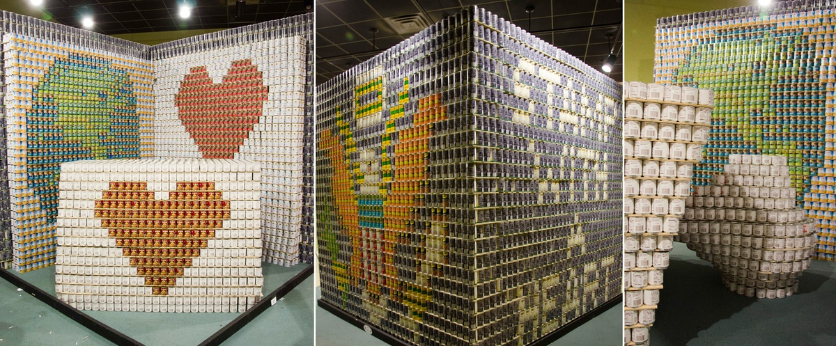 """Featured image for """"Canstruction 2016 International Competition Winners!!"""""""