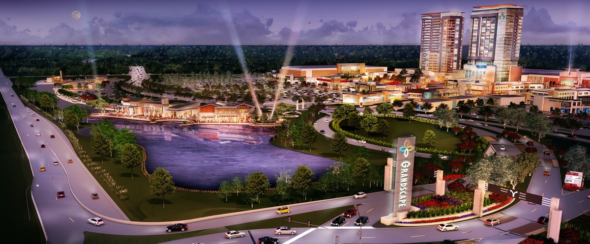 """Featured image for """"The """"Boardwalk"""" at Grandscape ramps up with support from Buffett"""""""