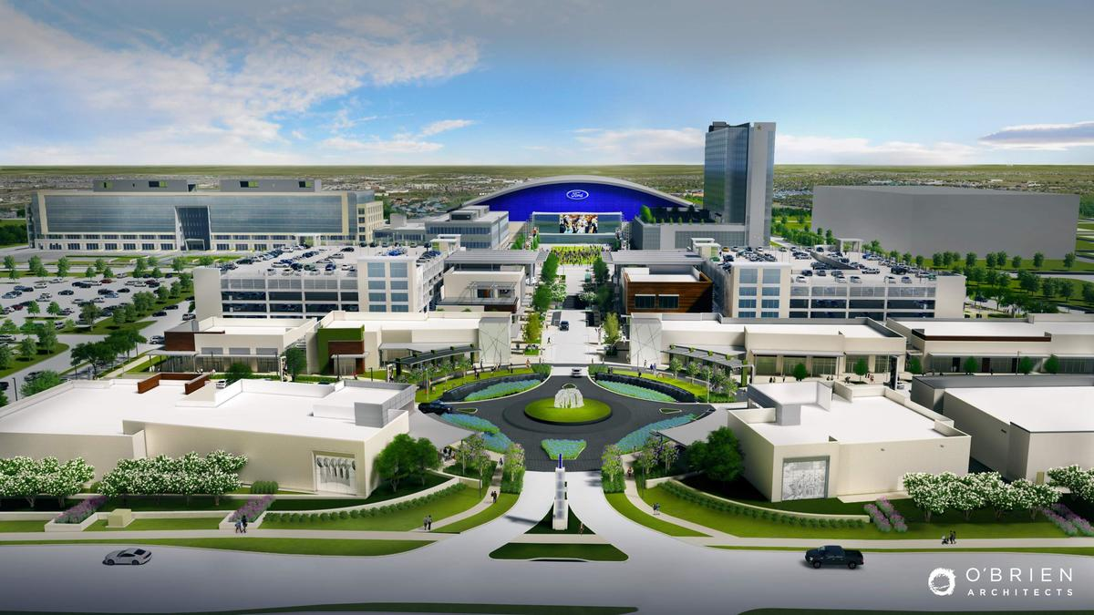 """Featured image for """"Sean O'Brien Talks Master Planning for The Star in Frisco"""""""