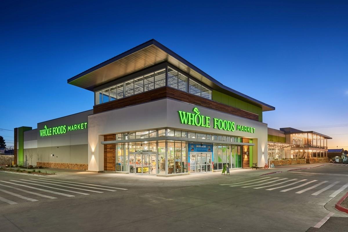 Whole Foods Market Dallas Tx Usa