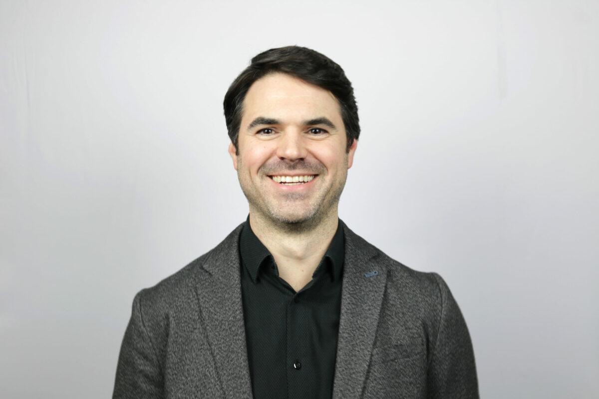 Sean O'Brien, AIA Headshot