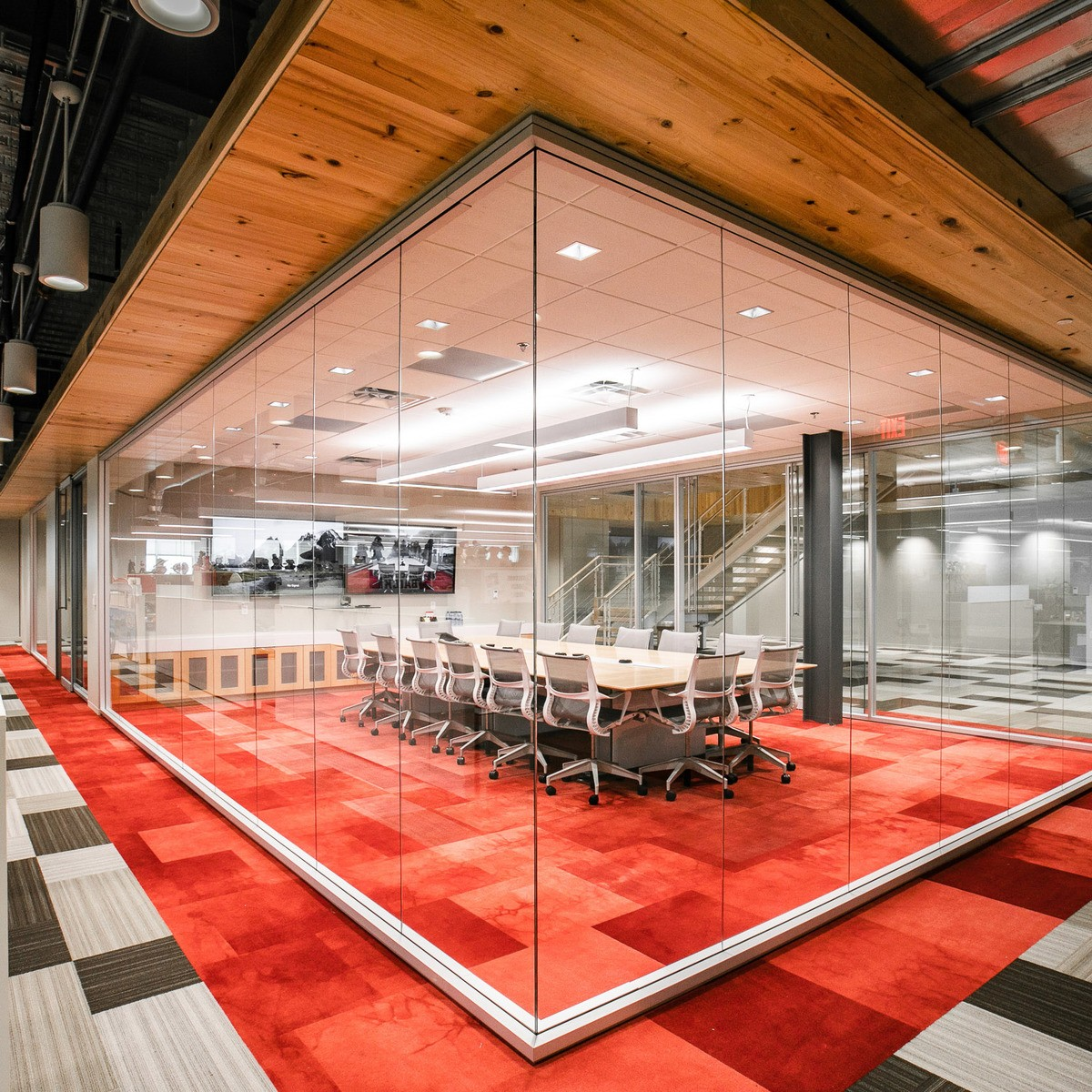 commercial interiors architecture example