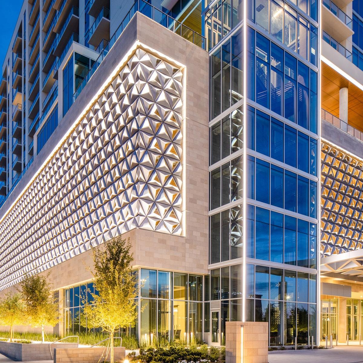 luxury multi-family architecture example