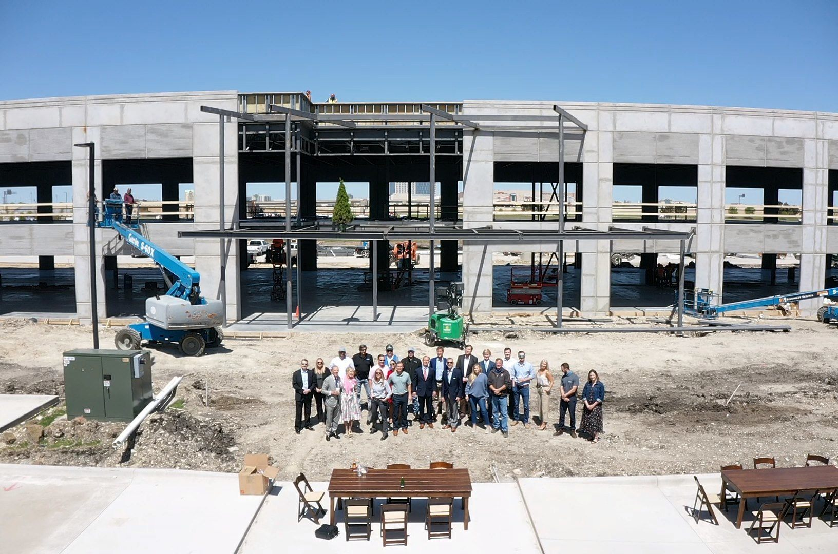 """Featured image for """"Primera Towne Square Place Topping-Out"""""""